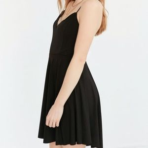 Urban Outfitters Dresses - Kimchi blue black  halter dress